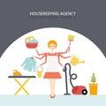 Housekeeping Agency