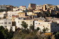 Houses in Fes, Morocco Stock Images