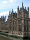 Houses of parliament london close up on classic architecture with england Stock Photos