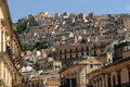 Houses in Sicily Royalty Free Stock Images