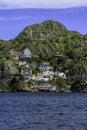 image photo : Houses of St. John's, Newfoundland