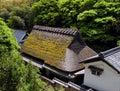 Houses traditionellt Arkivfoto