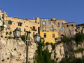 Houses of Tropea Royalty Free Stock Images