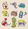 Housework element icon Royalty Free Stock Photo