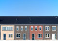 Housing development Royalty Free Stock Photos