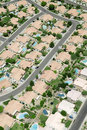 Housing Development Royalty Free Stock Photo