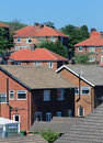 Housing estate Stock Images
