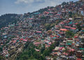 Housing in Shimla Royalty Free Stock Photo