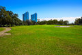 Houston golf course in Hermann park