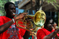 Houston Juneteenth Parade Royalty Free Stock Photo