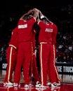 Houston Rockets Royalty Free Stock Photo