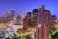 Houston Texas Skyline Royalty Free Stock Photo