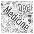 How to administer medicine word cloud concept word cloud concept vector background