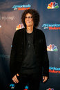 Howard stern new york aug radio host attends the post show red carpet for nbc s america s got talent season at radio city music Stock Image