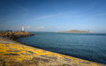 Howth Lighthouse Dublin Royalty Free Stock Photo