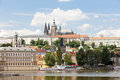 Hradcany, Prague Royalty Free Stock Photo