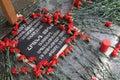 Hrant dink memorial in istanbul turkey jan journalist funeral on january turkey Stock Image
