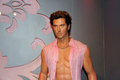 Hrithik rosham the body london united kingdom july madame tussauds in london waxwork statues of also known as created by madam Stock Images