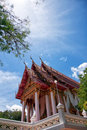 Hua Hin Temple 01 Royalty Free Stock Photos