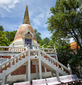 Hua Hin Temple 10 Royalty Free Stock Image