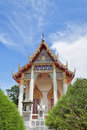 Hua Hin Temple 20 Royalty Free Stock Photography