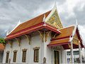 Hua Hin Temple 35 Royalty Free Stock Images