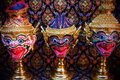 Hua Khon Thai Traditional Mask