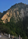 Hua-shan Mountain Royalty Free Stock Photography
