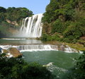 Huangguoshu Waterfall Royalty Free Stock Photo