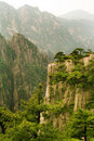 Huangshan china, mountain landscapes Stock Image