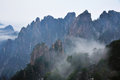 Huangshan Mountain Royalty Free Stock Photography