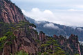 Huangshan mountain yellow mountain in anhui province china of all the notable mountains it is probably the most famous to be found Royalty Free Stock Photography