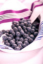 Huckleberries Royalty Free Stock Image