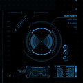 Hud and gui set futuristic user interface vector illustration for your design Stock Photography