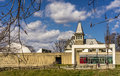 Hudson River Museum in Yonkers Royalty Free Stock Photo