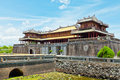 Hue Citadel Royalty Free Stock Photo
