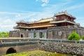 Hue Citadel Royalty Free Stock Photo