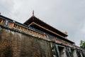 Hue citadel in vietnam Stock Photos