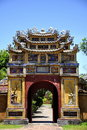 Hue Gate Royalty Free Stock Photo