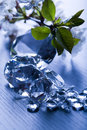 Huge diamond Royalty Free Stock Photo