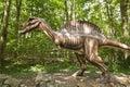 Huge dinosaur Royalty Free Stock Photo
