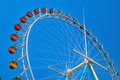 Huge ferris wheel Royalty Free Stock Photo