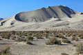 Huge sandy dune eureka california usa Stock Image