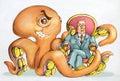 Hugging corruption