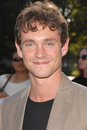 Hugh Dancy Royalty-vrije Stock Foto