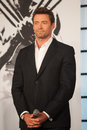 Hugh jackman august tokyo japan – appears at the japan premiere for the wolverine by james mangold in the roppongi hills tokyo Stock Photos