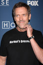 Hugh laurie arriving at the th episode party for house at stk resturant in los angeles ca on january Royalty Free Stock Image