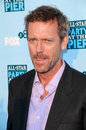 Hugh laurie at the fox all star party santa monica pier santa monica ca Royalty Free Stock Photo