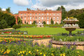 Hughenden Manor and garden Stock Images