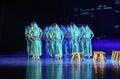"Huian women -Dance drama ""The Dream of Maritime Silk Road"" Royalty Free Stock Photo"